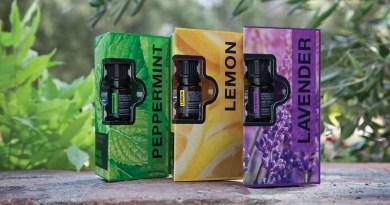 Essential Oils Tri Pak offerta