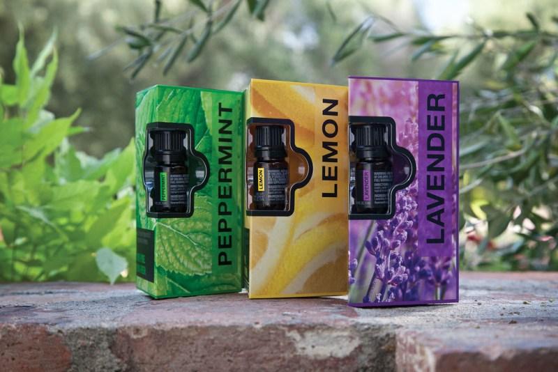Forever Essential OilsTri pak