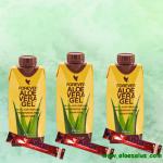 Mini Tripack Aloe Vera Gel & Argi+ Bevande Forever Living