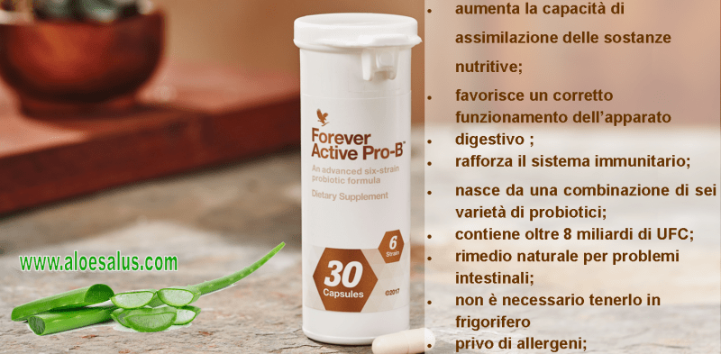 microbiota forever active pro b