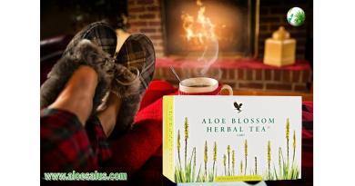 Aloe Blossom Herbal Tea la Tisana Forever