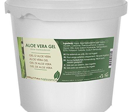 Gel de Aloe Vera – Ingrediente Natural – 500g