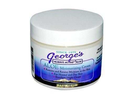 Aloe Moisturizing Cream 2 fl oz (59 ml) – George Aloe Vera
