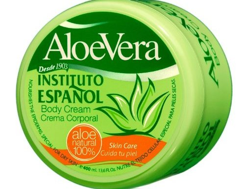 Instituto Español – Tarro Crema Aloe-Vera 400 ml