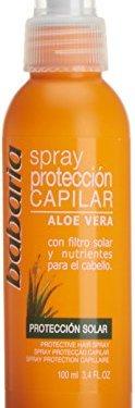 Babaria Spray Proteccion Capilar Aloe Vera Spray 100Ml en oferta