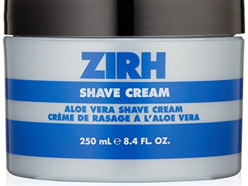 Zirh International Shave Cream (Aloe Vera Shaving Cream) 250ml