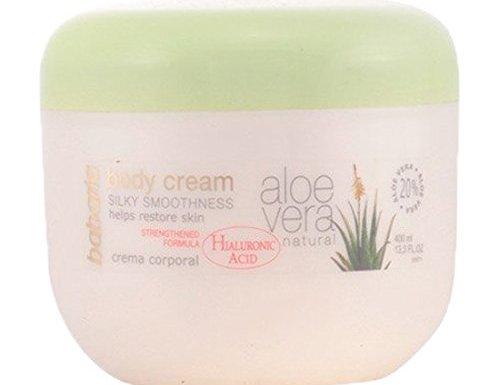 Babaria – Aloe Vera – Crema corporal – 400 ml