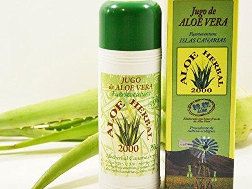 Aloe Herbal 2000 Extracto Aloe Vera 250ml en oferta