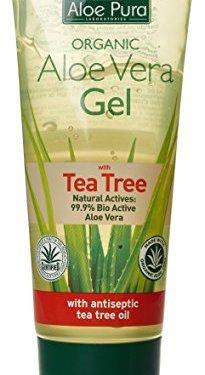 Ransom Aloe Pura Gel de Aloe Vera 200ml con Tea Tree Oil