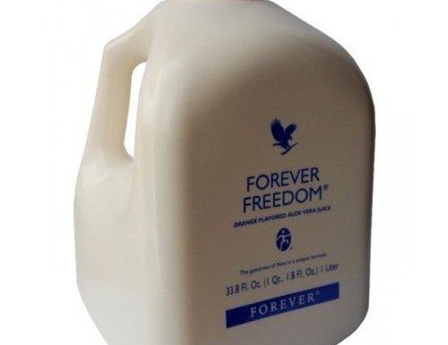 Forever Freedom – Jugo de Aloe Vera para articulaciones y movilidad