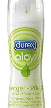 Gel Durex Play Aloe Vera Soin 50 Ml