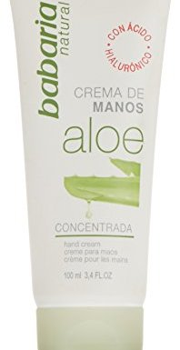 Babaria Crema de manos Aloe Vera – 100 ml