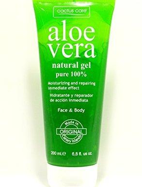 Cactus Care Aloe Vera y Rosa Mosqueta Bio-Gel 200ml