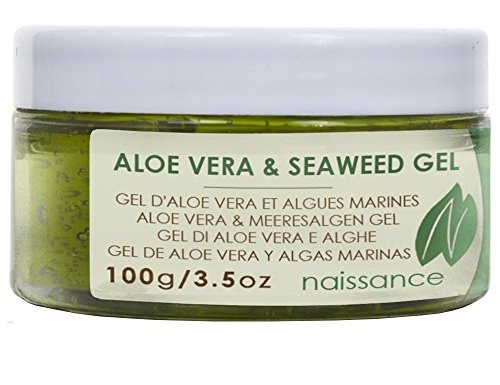 Gel de Aloe Vera y Algas Marinas – 100g