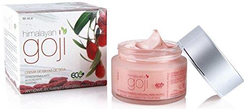 Himalayan Goji Berry Crema antiedad con aloe vera 50ml