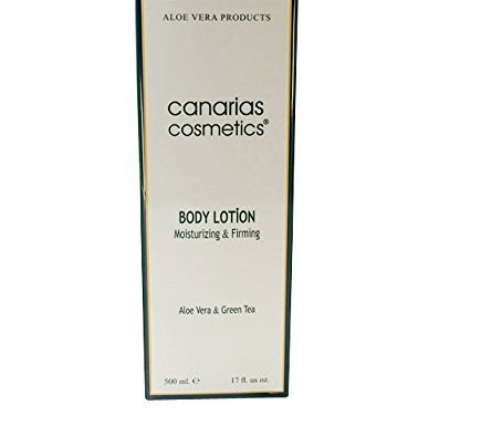 Canarias Cosmetics Dermo Aloe bodylotion, 1er Pack (1x 500g)