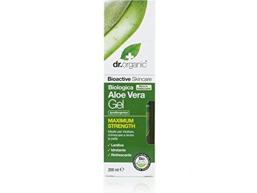 Dr Organic Gel Corporal Aloe Vera 200 ml