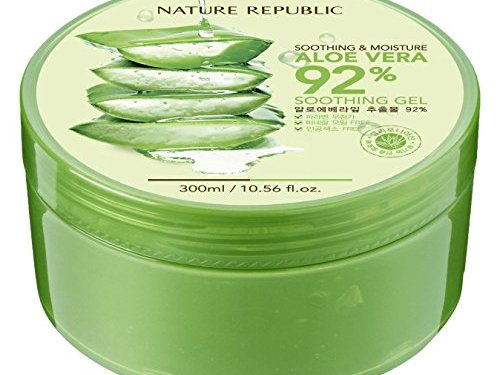 Nature Republic Natural Republic Aloe Vera Gel, 300ml, 10.56 Fluid Ounce