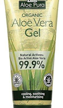 Aloe Pura, Crema corporal de Aloe Vera (piel sensible) – 200 ml.
