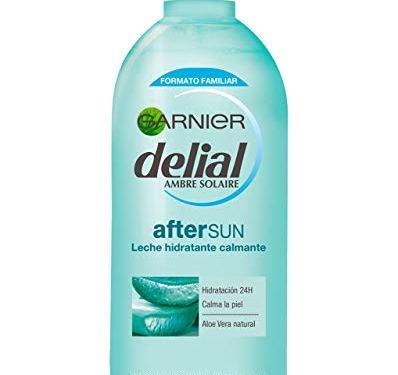 Garnier Delial Leche Hidratante Calmante After Sun con Aloe Natural – 400 ml