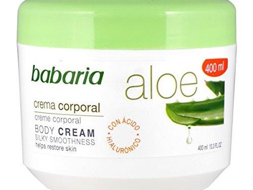 Bavaria Aloe Vera, Crema Corporal, 400 ml