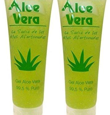 BIOGEL – Gel Aloe Vera 99,5% Pur 250ml x 2 unidades