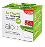 Babaria – Crema facial hidratante, 50 ml
