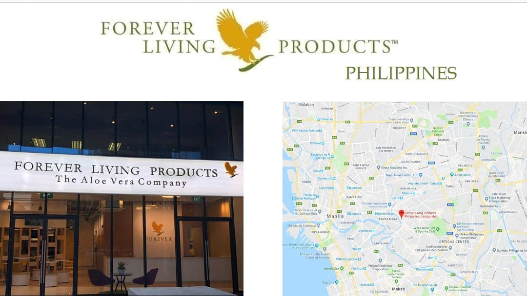 Forever Living Products Philippines - informations and shop