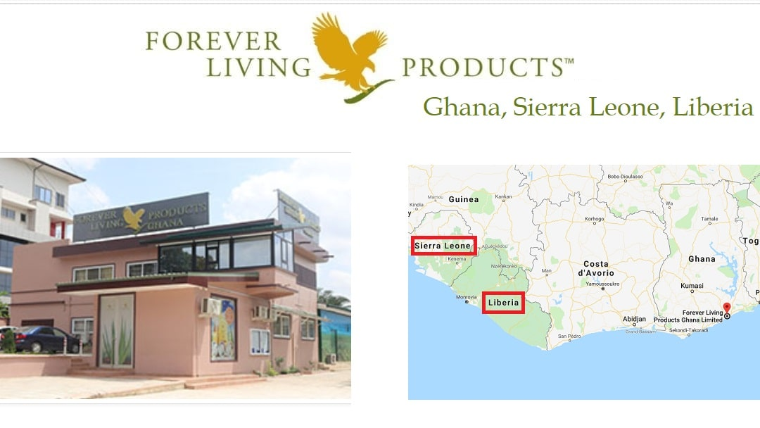 Forever Living Products Ghana, Liberia and Sierra Leone