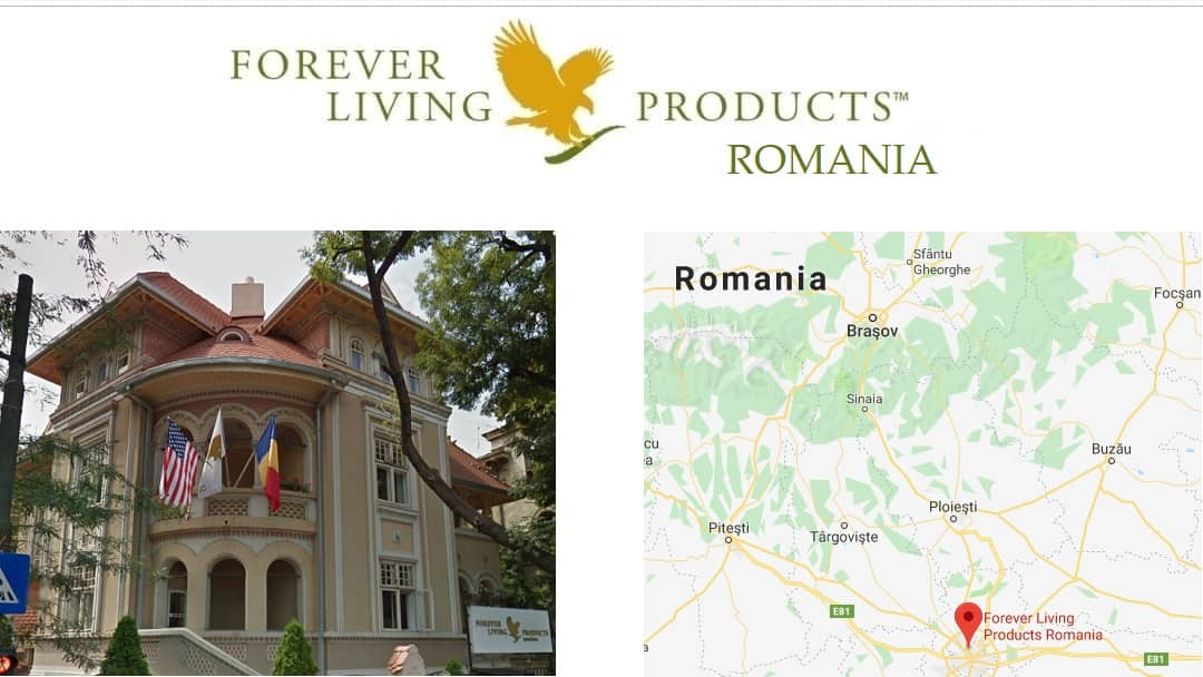 Forever Living Products ROMANIA – distributor subscription online