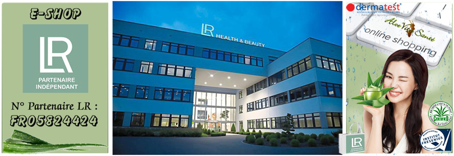 E Shop LR - La boutique officielle en ligne LR health & beauty