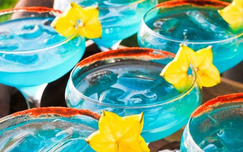 Hula Girl Photography - Aloha Bars Maui - Makena Margarita