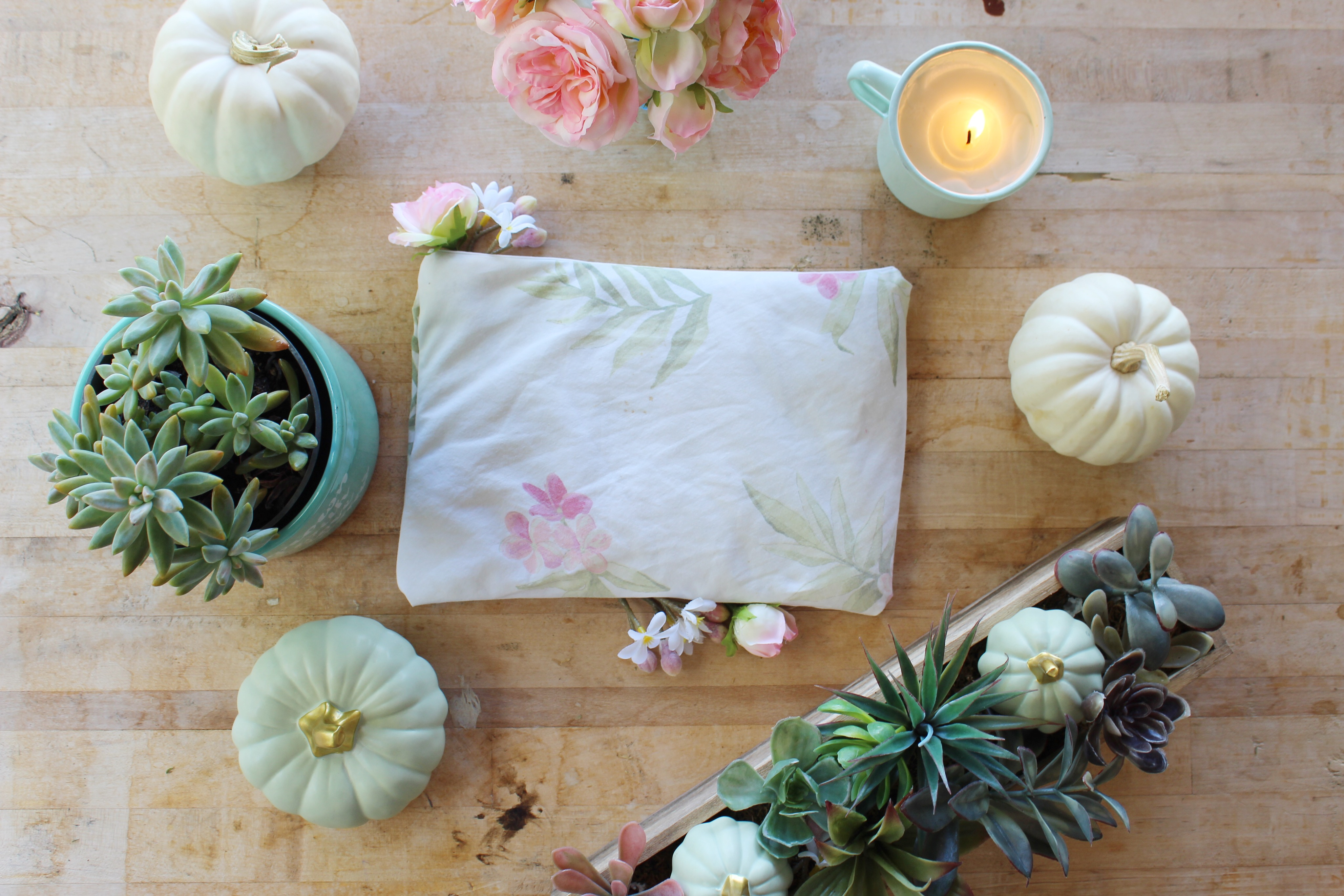 """<span class=""""entry-title-primary"""">Helping the Minor Aches and Pains of Motherhood with TYLENOL® PM</span> <span class=""""entry-subtitle"""">And a Simple No-Sew Lavender & Rice Heating Pad Tutorial </span>"""
