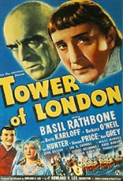 Resultado de imagen de película la torre de londres