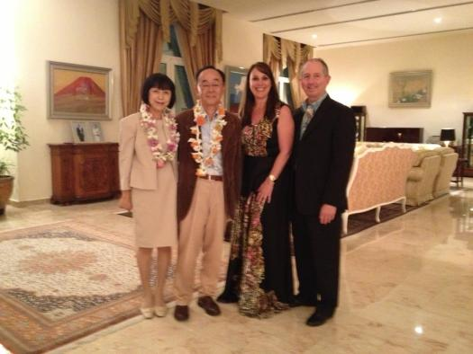 ambassador & us