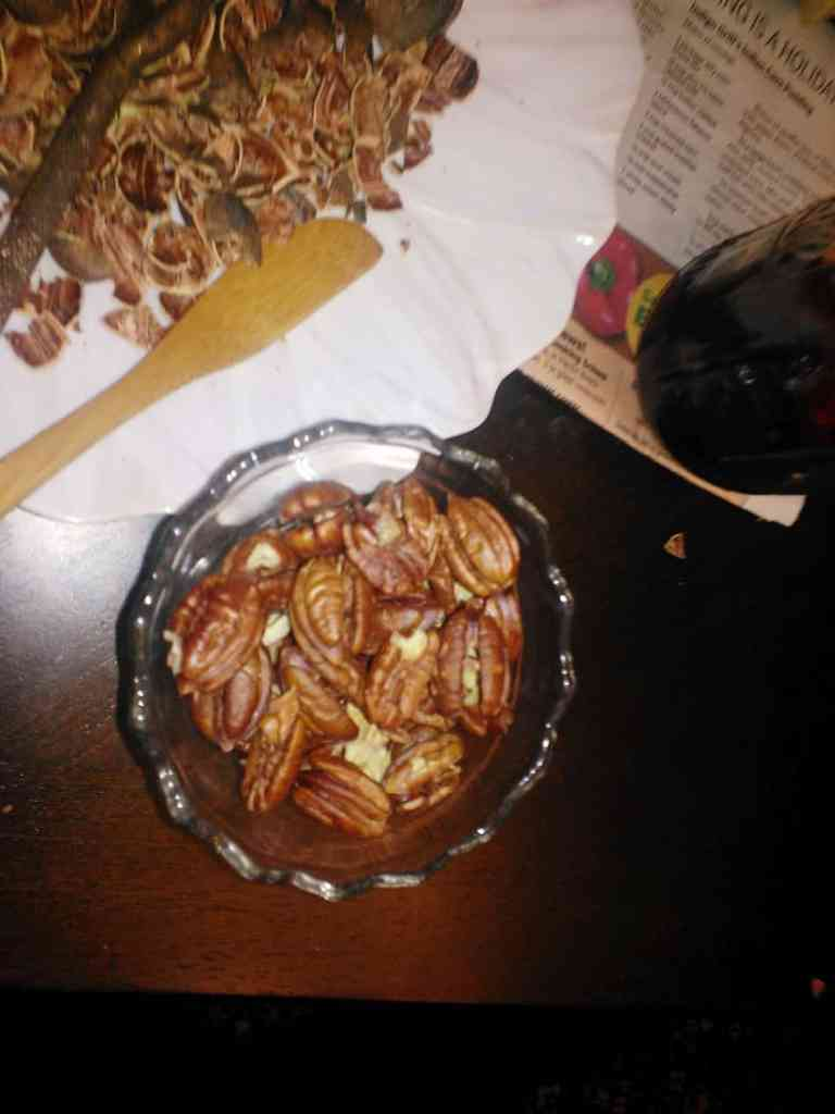 Aloha Farms Food Forest Pecans are delicious and good for you!