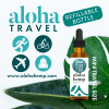 Aloha Hemp Travel Bottle
