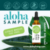 Aloha Hemp Citrus Breeze Sample