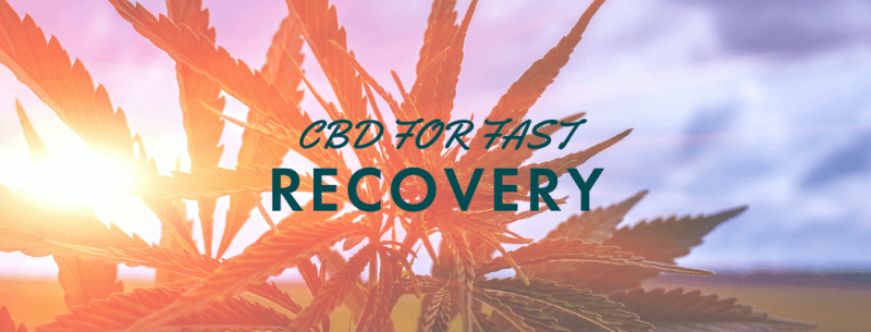 CBD For Fast Recovery