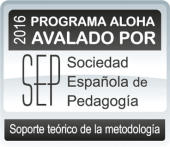 Avalado por la Sociedad Española de Pedagogía
