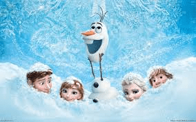 Frozen Christmas.Check Out Disney S Frozen This Christmas Along Comes Mary