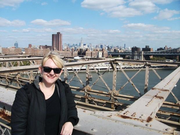 Brooklyn Bridge!
