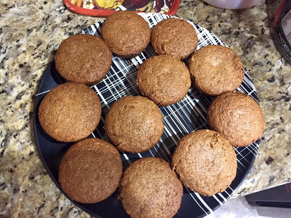 Muffins Made
