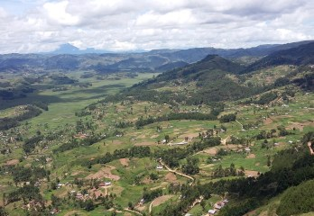 Views over Kabale District