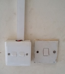 Dual light switches