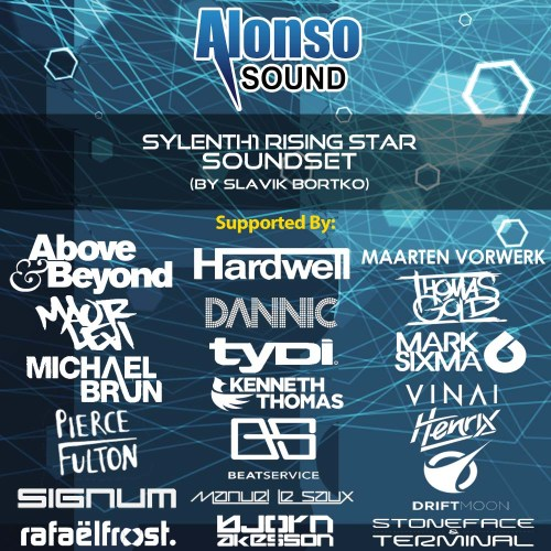 Alonso Sylenth1 Rising Star Soundset