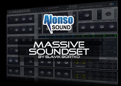 Alonso Massive Soundset