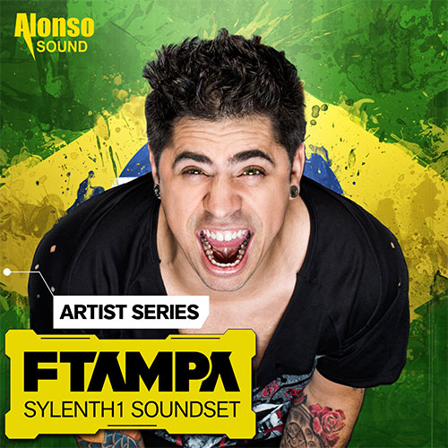 Alonso Ftampa Sylenth1 Soundset