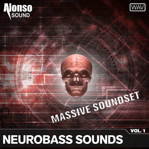 Alonso NeuroBass Sounds Vol. 1 [Massive Soundset]