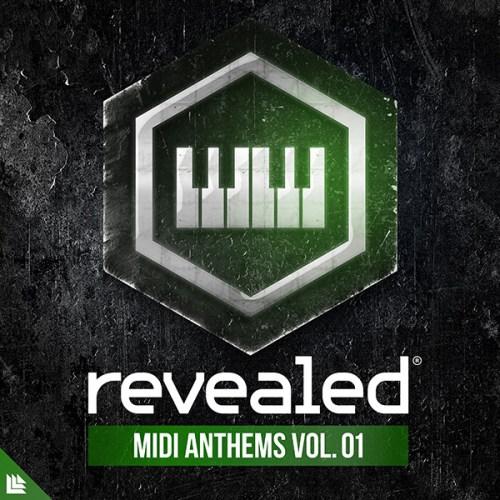 Revealed MIDI Anthems Vol. 1